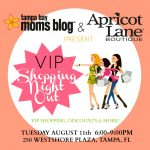 VIP Shopping Night :: Apricot Lane {Event Announcement}
