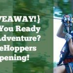 {GIVEAWAY!} Are You Ready for Adventure? TreeHoppers Opening!