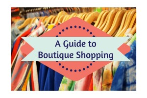 A Guide to Boutique Shopping in Tampa