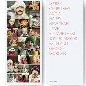 Merry Christmas Collage, photo via Pinholepress.com