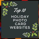 Top 10 Holiday Photo Card Websites