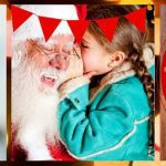 Donuts with Santa at Sky Zone {Sponsored Playdate}