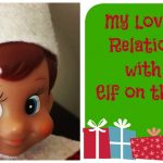 My Love-Hate Relationship with our Elf on the Shelf