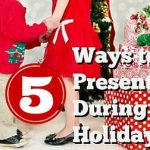 5 Ways to Be More Present during the Holidays