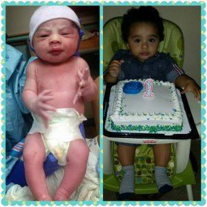 Baby 1yr