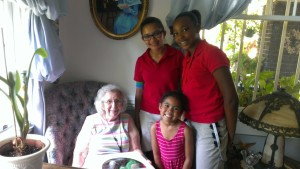 Volunteers of all ages deliver kindness with Meals on Wheels. Photo courtesy of Meals on Wheels of Tampa