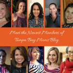 Meet the Newest  Members of Tampa Bay Moms Blog {Part 1}