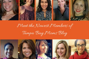 Meet the Newest Members of Tampa Bay Moms Blog