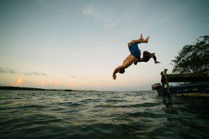 Somersault-Contest