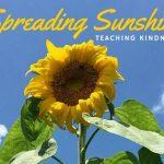 Spreading Sunshine: Teaching Kindness to Kids