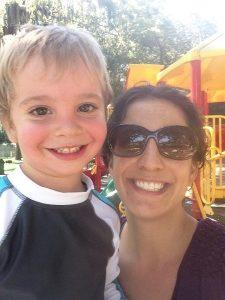 Bonding at the Park!