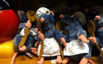 Remy from Disney/Pixar's Ratatouille