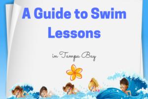 Swim Lessons in Tampa Bay