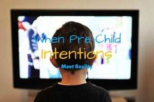 When Pre-Child Intentions Meet Reality