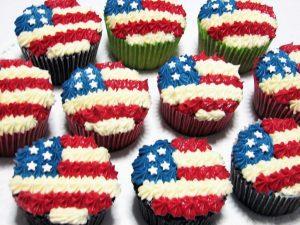 memorial day cupcakes 2