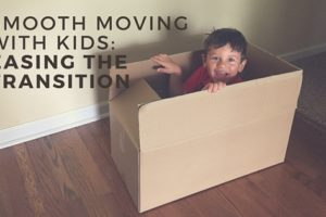 moving your kids to a new house