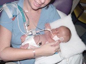 First Days of Motherhood