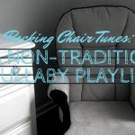 Rocking Chair Tunes: A Non-Traditional Lullaby Playlist