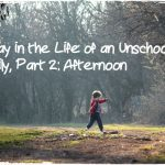Tales from the Unschoolers: A Day in the Life of an Unschooling Family, Part 2: Afternoon