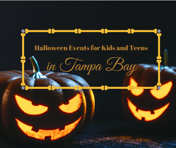 your guide to halloween events for kids and teens in tampa bay - Halloween Tampa Fl