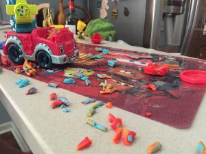 play doh play aftermath
