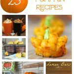 25 Delicious Pumpkin Recipes