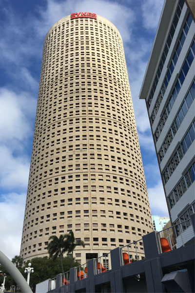 Rivergate Tower in Tampa