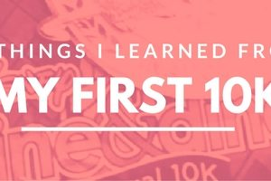 My First 10K