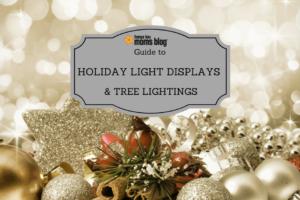 2017 Holiday Light Displays and Tree Lightings