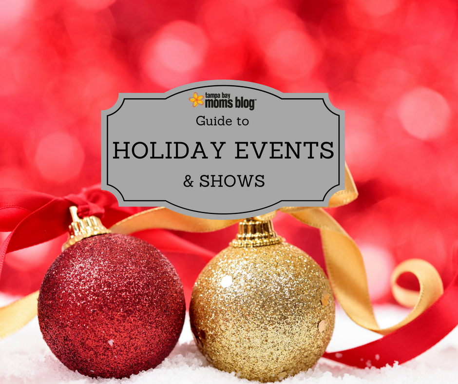 holiday events tampa bay st. petersburg