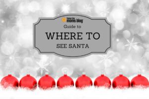 Santa in Tampa Bay