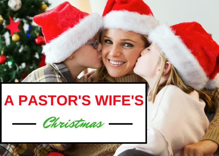 a-pastors wife's christmas