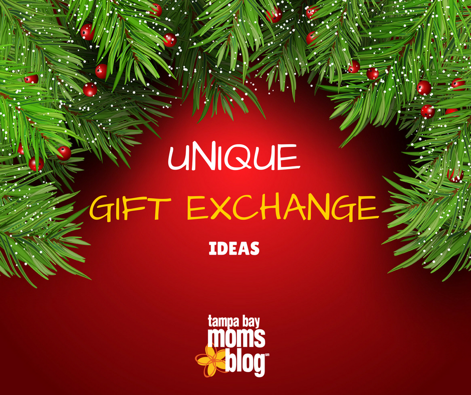 unique gift exchange ideas