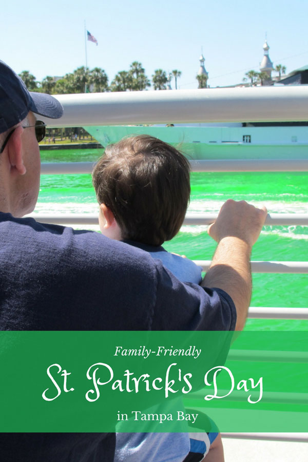 Kid-friendly events and celebrations for St. Pat's in Tampa Bay