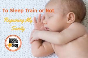 To Sleep Train or Not