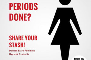 Periods Done? Share Your Stash!