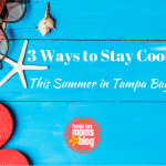 3 Ways to Stay Cool this Summer in Tampa Bay