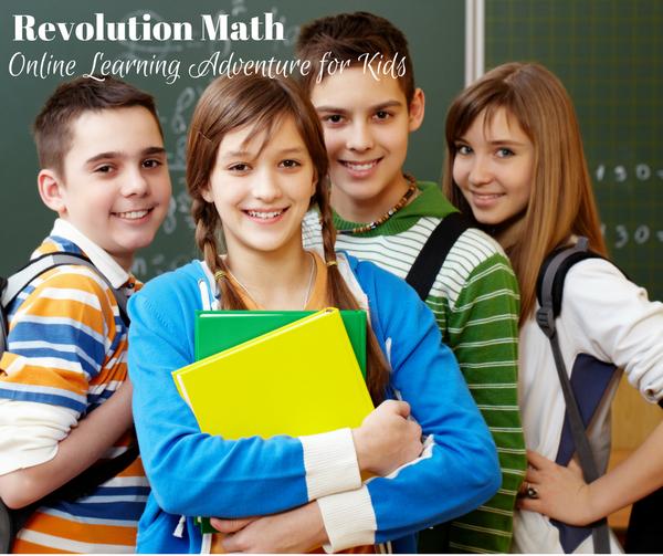 Revolution Math