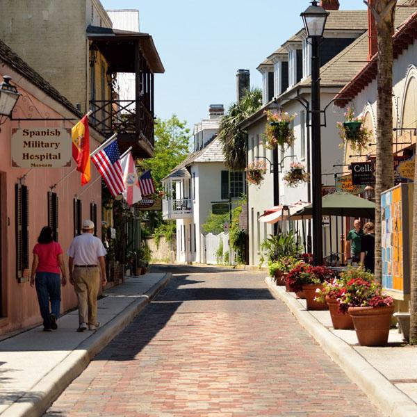 Aviles Street, St. Augustine