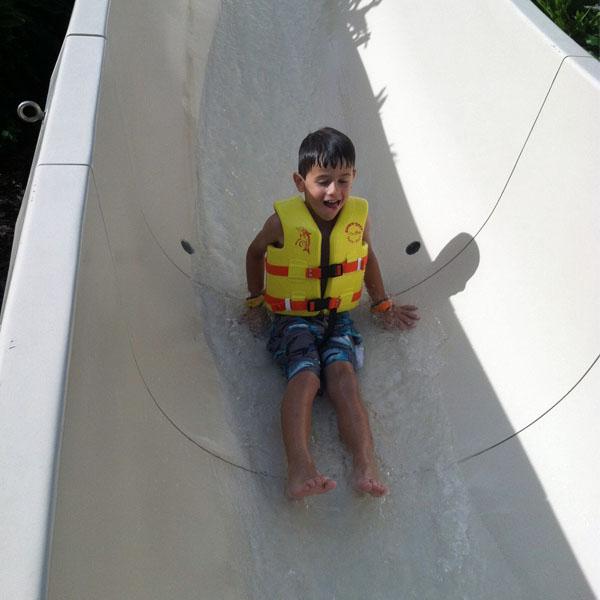 Sliding through summer