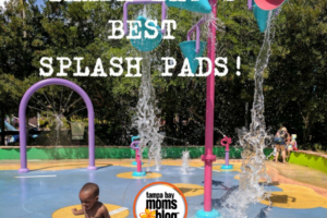 Tampa Bay Splash Pads