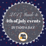 4th of July Fireworks in Tampa Bay