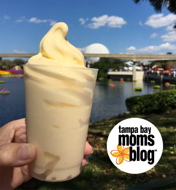 Kids to the Epcot International Food & Wine Festival