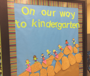 On Our Way to Kindergarten