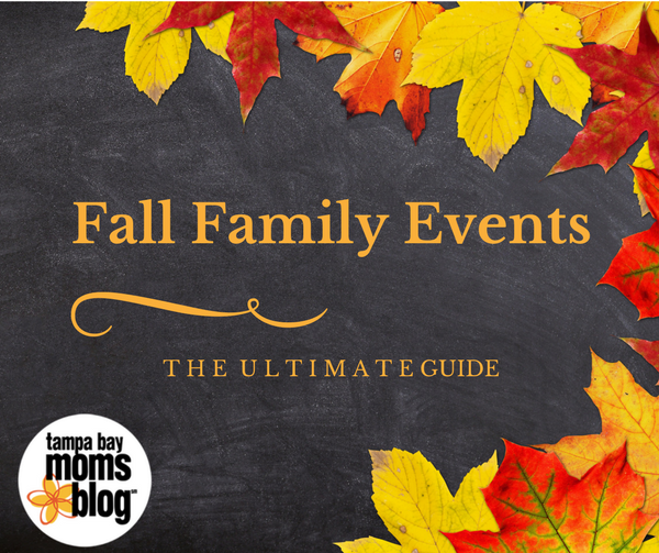 Fall Family Events in Tampa Bay