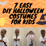 7 Easy DIY Halloween Costumes for Kids