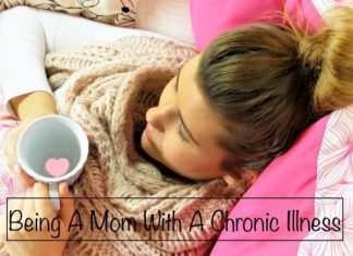Being a mom with chronic asthma