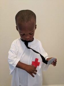 diy doctor costume