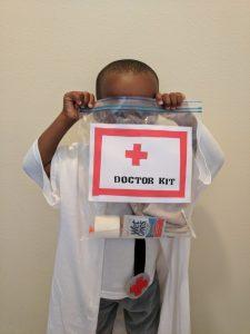diy doctor's kit