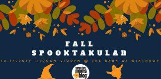 fall spooktakular
